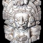 Mayan statue by Interkey Solutions